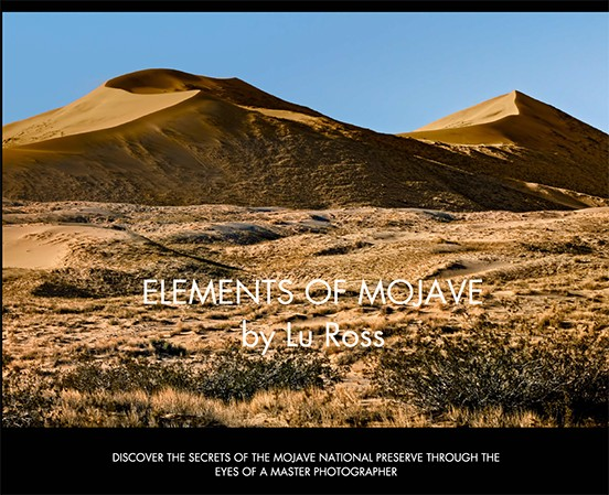 Elements of Mojave Book by Lu Ross