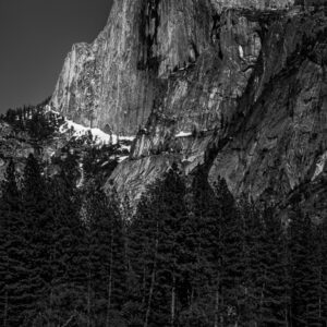 Moonlight at Half Dome - Yosemite National Park, CA